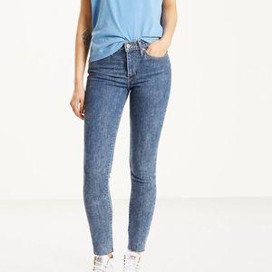 721 High Rise Skinny Jeans Medium Wash